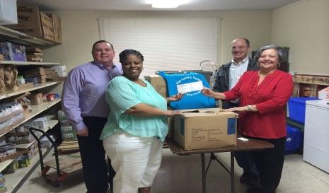 Aliceville donation