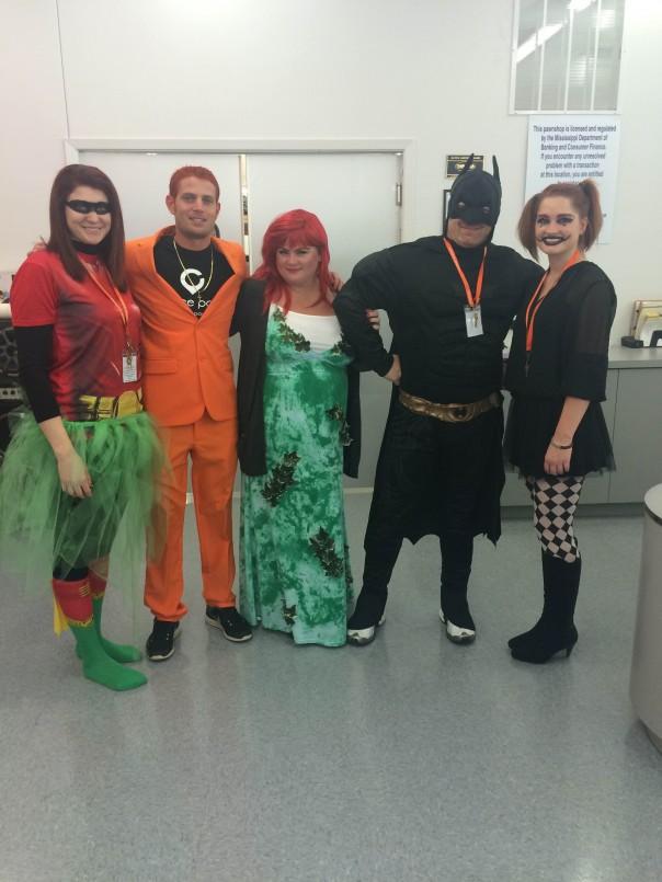 Nanananana Batman!!!!!! The crew at Fulton Choice Pawn